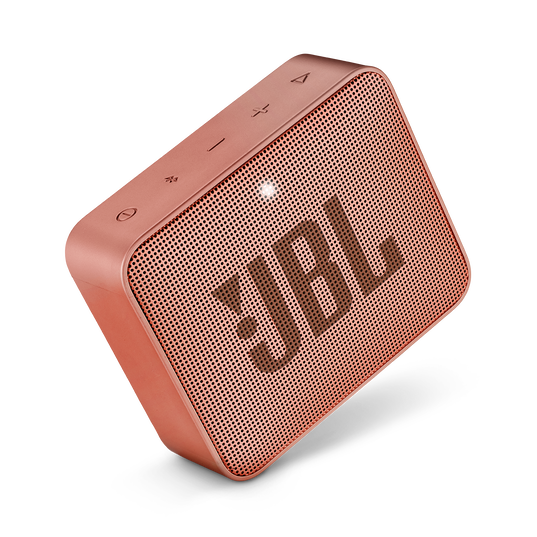 JBL GO 2 - Sunkissed Cinnamon - Portable Bluetooth speaker - Detailshot 1