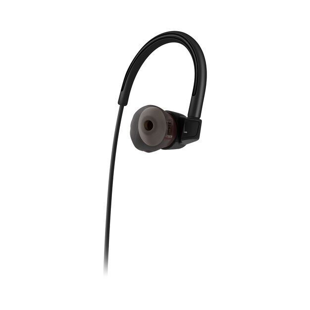 Under Armour Sport Wireless Heart Rate - Black - Heart rate monitoring, wireless in-ear headphones for athletes - Detailshot 3