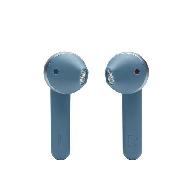 JBL TUNE 220TWS - Blue - True wireless earbuds - Back