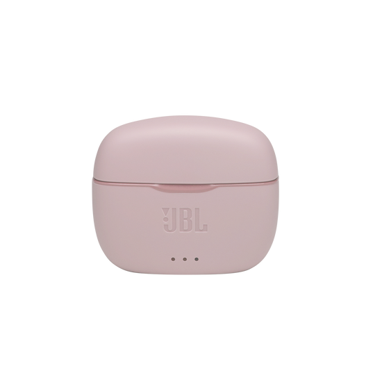 JBL Tune 215TWS - Pink - True wireless earbud headphones - Detailshot 5