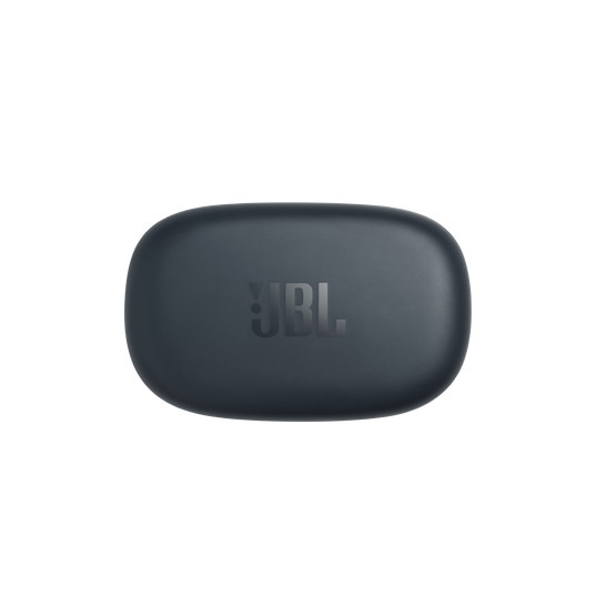 JBL Endurance Peak II - Blue - Waterproof True Wireless In-Ear Sport Headphones - Detailshot 4