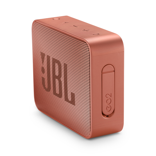 JBL GO 2 - Sunkissed Cinnamon - Portable Bluetooth speaker - Detailshot 2