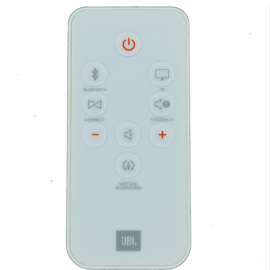 Remote control, Boost TV - White - Remote control - Hero