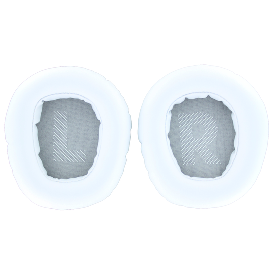 JBL Ear pads for Quantum 100 - White - Ear Pads (L+R) - Hero
