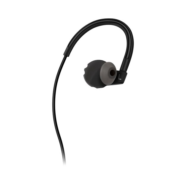 Under Armour Sport Wireless Heart Rate - Black - Heart rate monitoring, wireless in-ear headphones for athletes - Back