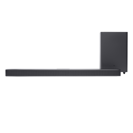 JBL Bar 2.1 Deep Bass - Black - 2.1 channel soundbar with wireless subwoofer - Detailshot 4