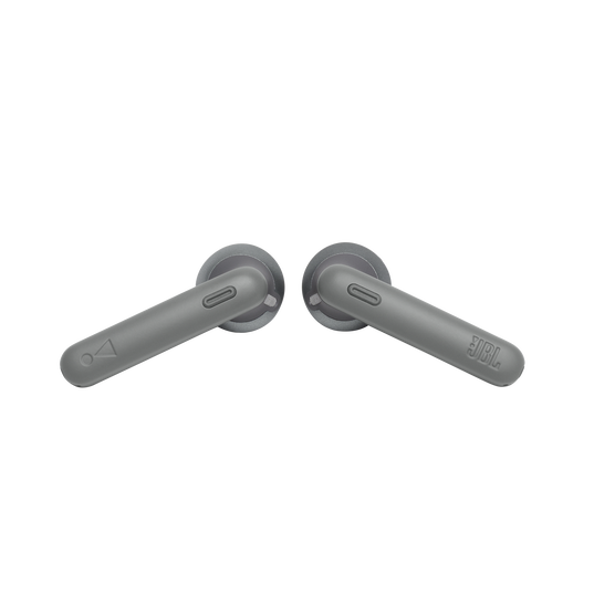 JBL TUNE 225TWS - Grey - True wireless earbud headphones - Detailshot 2