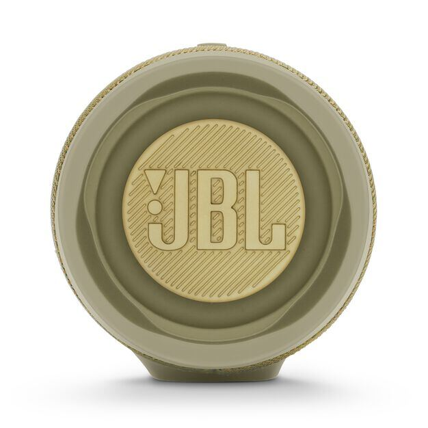 JBL Charge 4 - Sand - Portable Bluetooth speaker - Detailshot 2