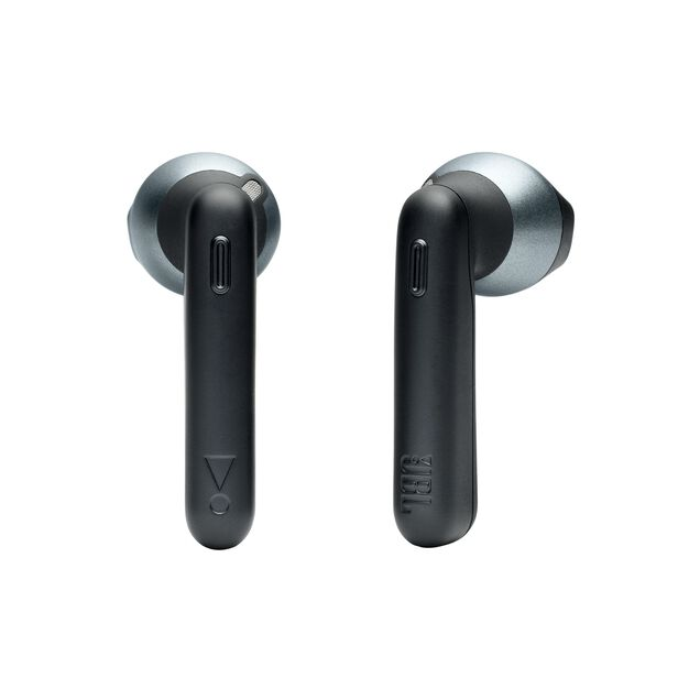 JBL TUNE 220TWS - Black - True wireless earbuds - Hero