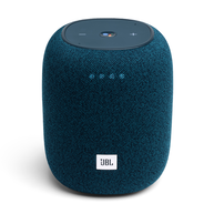 JBL Link Music - Blue - Wi-Fi speaker - Hero