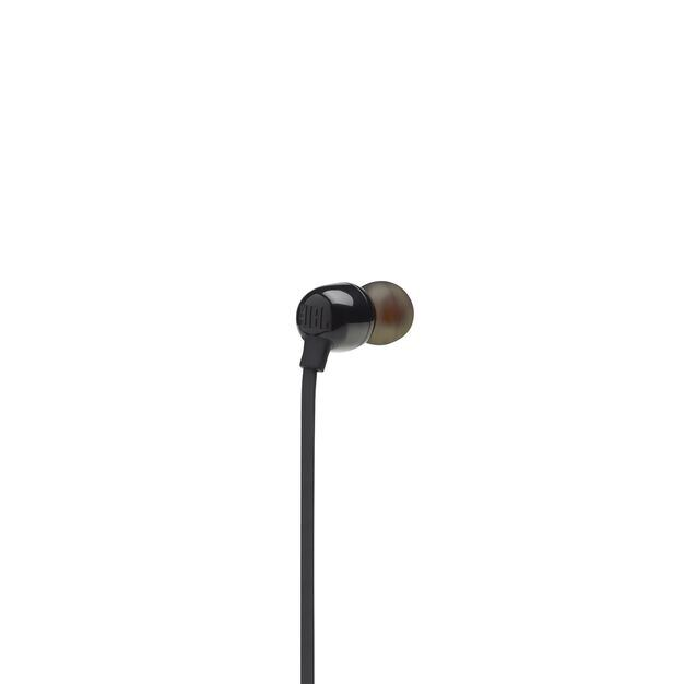 JBL TUNE 115BT - Black - Wireless In-Ear headphones - Back